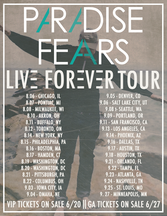 We're doing our first ever FULL US HEADLINING TOUR this August-September! #LiveForeverTour http://t.co/vDMssHyUv4
