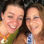 """@SpiritLightMuse: Having fun with @SharitaStar in #NYC http://t.co/PzC7IlD4Jo"""