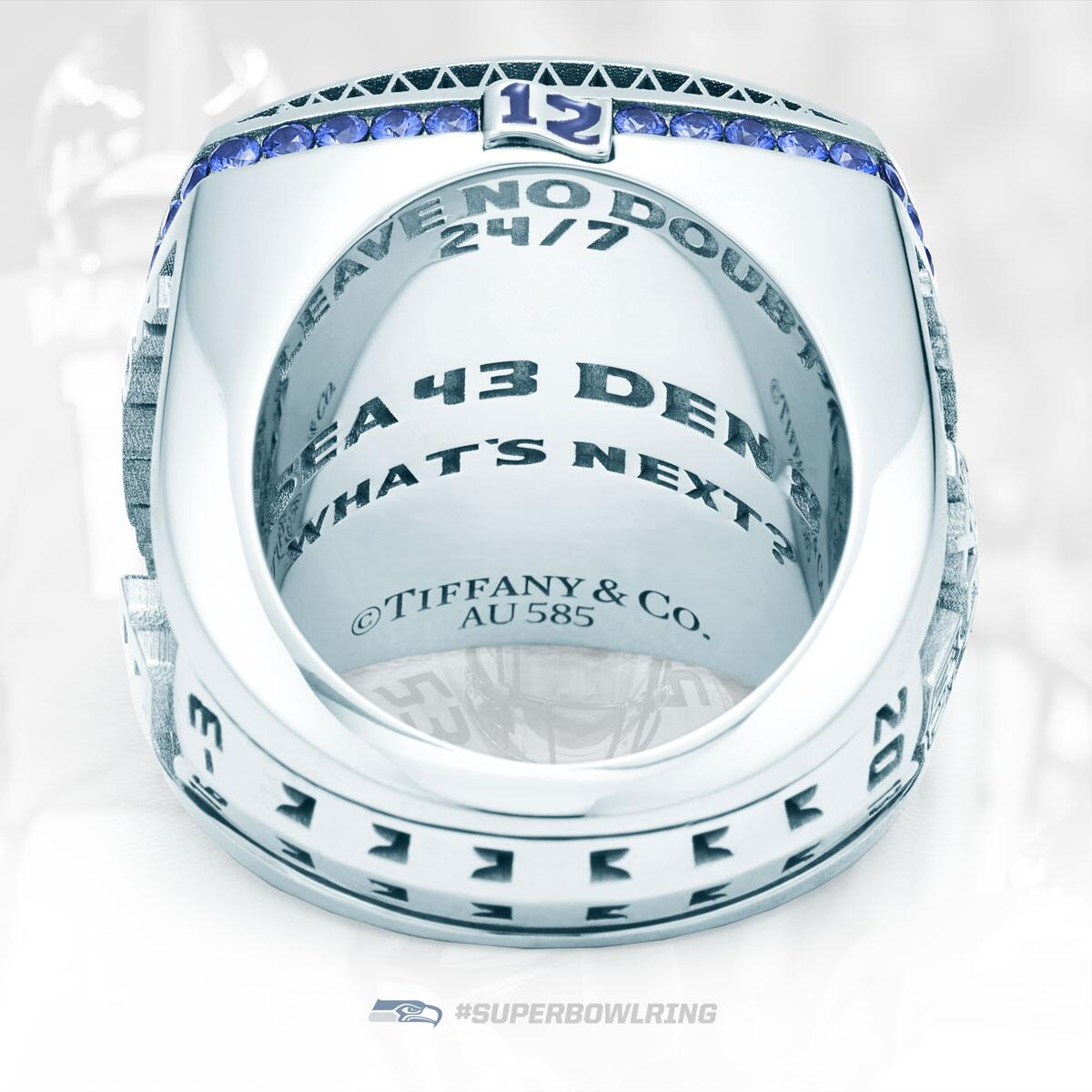 RT @PaulGAllen: @Seahawks #SuperBowlRing pays tribute to the #12s who were key to our #ChampionshipSeason. http://t.co/MmBzIomlov