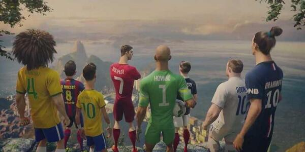 World Cup ads are four times as popular as Super Bowl ads http://t.co/1B8Zj4mm4y http://t.co/KXKcsvYzN9