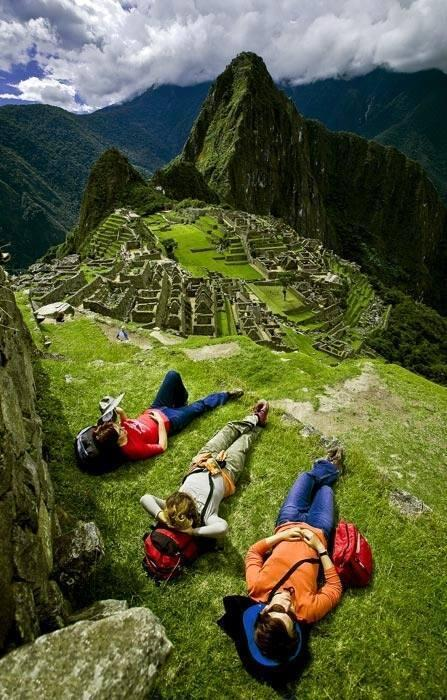 Machu Picchu, Peru http://t.co/P8YrBDNaxT