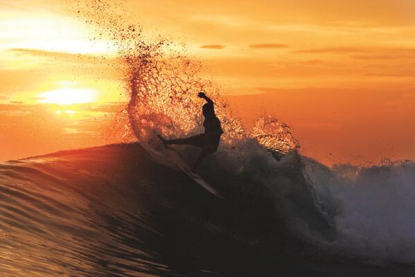 Happy International Surfing Day from Bali @Roxy @redbullau @SamsungAU @LandRoverAus #GarnierAU @asp #ISD2014 http://t.co/4nNaeaYbgE