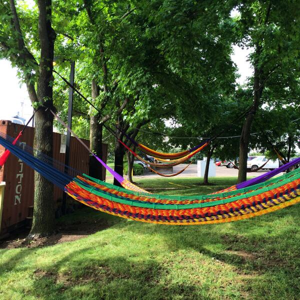 A hammock orchard? Yes please. Spruce Street Harbor Park opening June 27-Aug 31. http://t.co/VRAMpNYrEn http://t.co/CCZoPCKWCP
