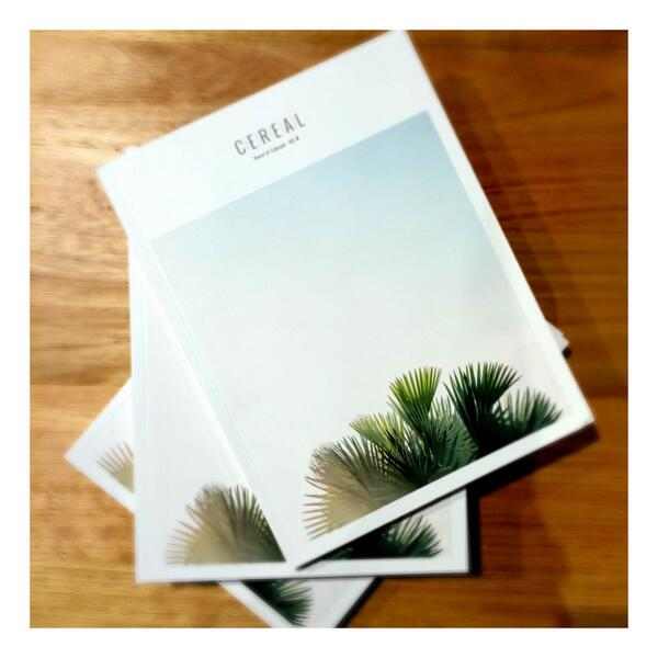 Issue 6 of @cerealmag is available now.. In Store and online. http://t.co/9qOHKvraWA http://t.co/kjwc1blf5f