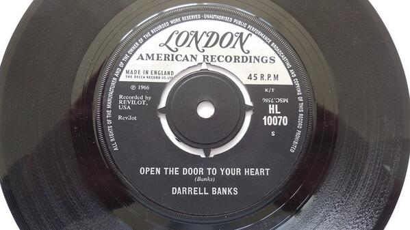 Great story about the rarest Northern Soul record recently discovered - http://t.co/i26daVwAD8 http://t.co/3rgfQEshls