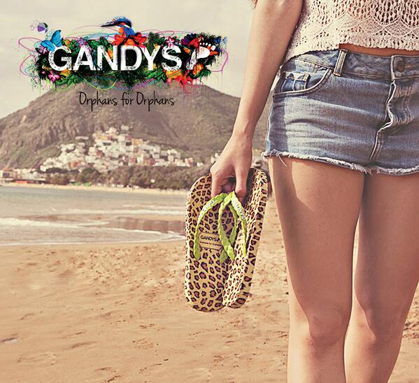 It's International Flip Flop Day. So we have a 2 pairs of @GandysFlipFlops to giveaway. RT & Follow to win. http://t.co/kiLq14wHdz