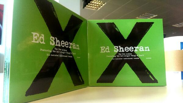 We've got deluxe copies of @EdSheeran #X to give away! Wanna be in with a shout? Just RT & include #MultiplyMyDay ! http://t.co/0tHTxHMb9j