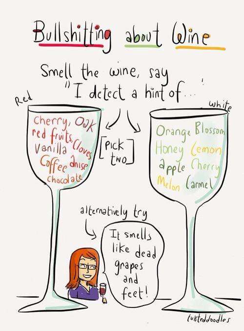 HA! > MT @winewankers
