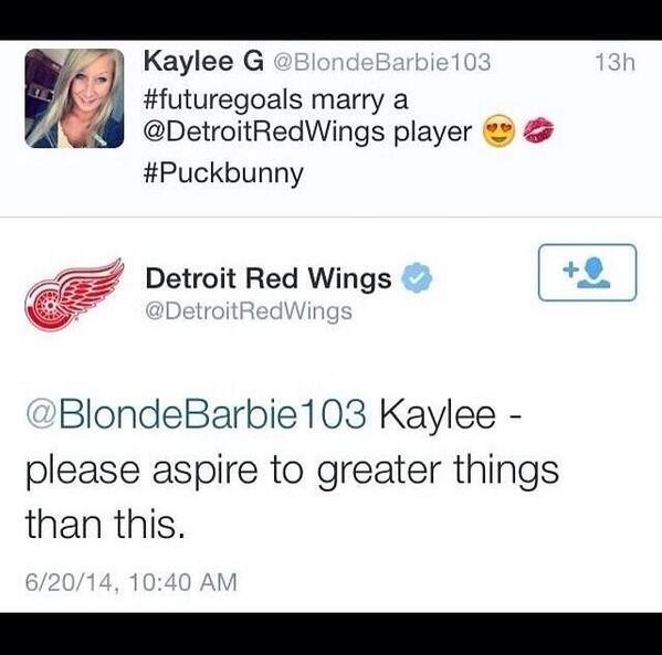 Another reason why the @DetroitRedWings are a model franchise. Teaching lessons to our youth. http://t.co/da0dxRNm17