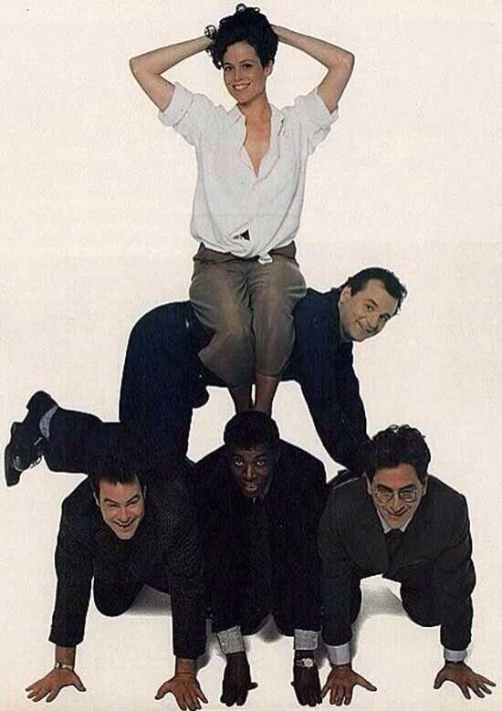 You wouldn't get The Avengers in a pyramid formation. More fool them! http://t.co/Qfjy0ORcdc