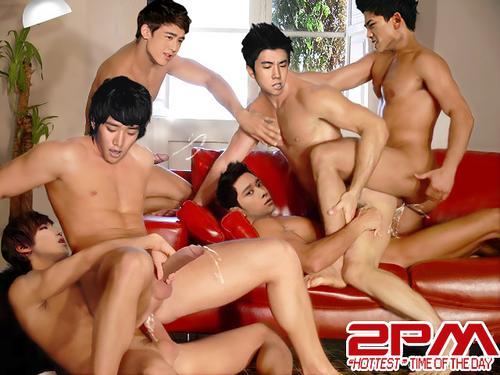 Корейское Порно Геи Бтс