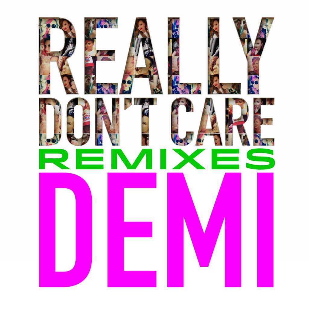 Demi Lovato - Really Don't Care Remixes: https://t.co/HbUnFKktqd http://t.co/z8Vw8RZHIs