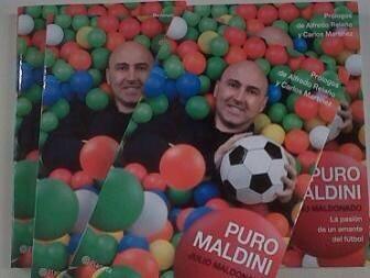 """Sorteamos 5 libros """"PURO MALDINI"""" FIRMADOS por el mismo @maldinisport entre los q utilicen #MaldiniCascale este finde http://t.co/adbwbLpJpq"""