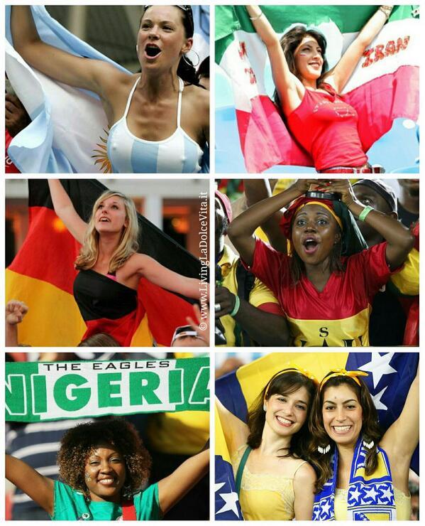 Tonight's #fangirls at play are: 18:00 #ARG vs #IRN  21:00 #GER vs #GHA 0:00 #NGA vs #BIH  #FifaWorldCup http://t.co/H8hspBB3qV