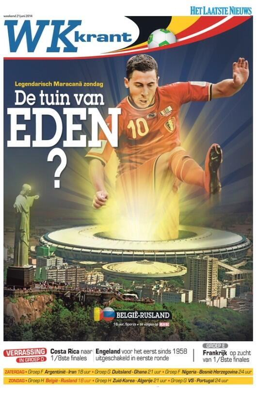 EXCLUSIVE Betting Special! Belgium are a whopping 5/2 to beat Russia! [Enhanced odds]