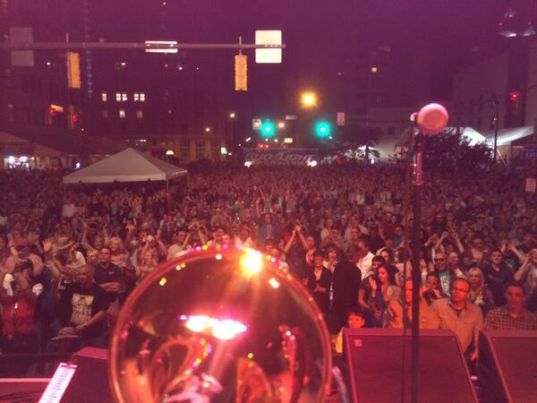 We had a great time last night @XRIJF What a great festival and great city!! http://t.co/hfKqTi1Sea