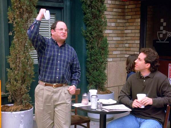 """I proclaim this, The Summer of George!"" Happy 1st day of Summer! #Seinfeld http://t.co/ypJ2ydKjIC"