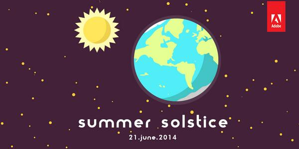 It's the longest day of the year... make something!  #Solstice2014 http://t.co/hHNGrcqDzM