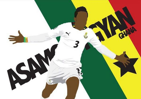 Keep praying and supporting the Black Stars of Ghana.