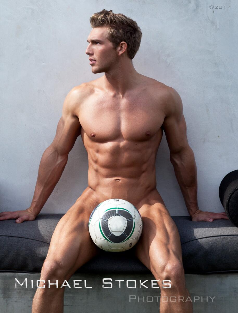 I'd say Jon is hogging the ball.  @JonBrownell_ #michaelstokes #photography #WorldCup2014 #WorldCupMyBalls http://t.co/s56nlDTS1Y