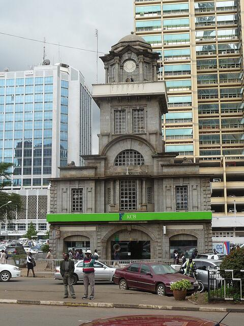 Built in 1913,Kipande House is one of the oldest building in Nairobi and still stands today #KenyanHIstory http://t.co/v12dfMK9g8