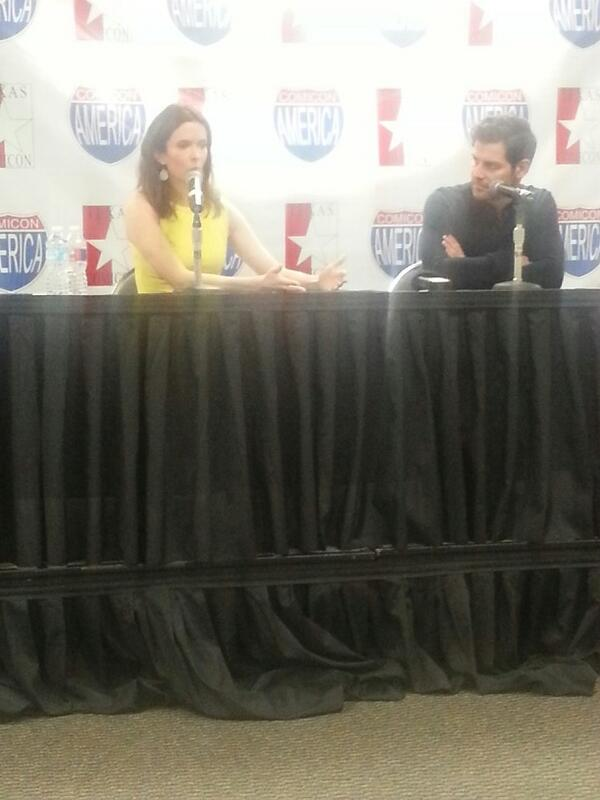 From the Q&A with @davidgiuntoli and @BitsieTulloch at @TexasComicon ! #Grimm @ThreeIfBySpace  http://t.co/PcIwwjk2hT