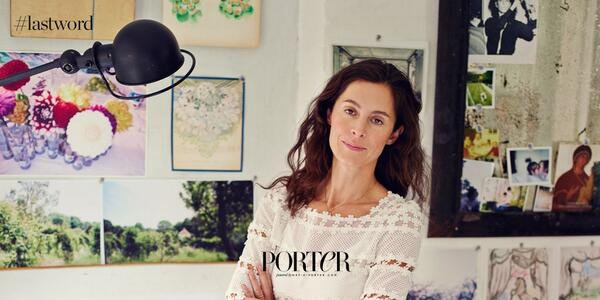 Landscape designer miranda brooks gave porter a peek into