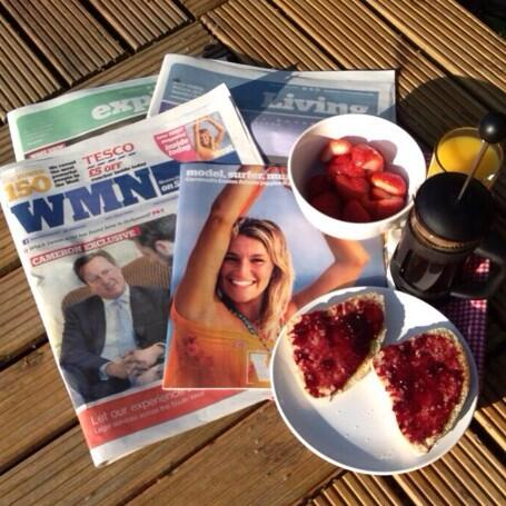 So it's finally here! The first ever #WMNSunday. The perfect way to start your Sunday! http://t.co/iz1JJ886af