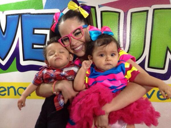 Maruca (@MarucaGalindo): Mini Maruca y mini Cipriano...