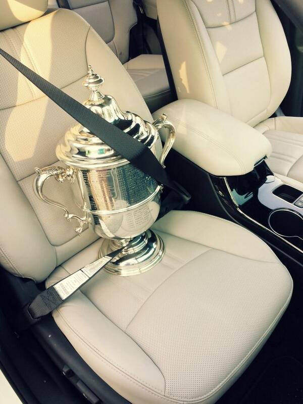 All buckled in!!!!! #safetyfirst @Kia http://t.co/H8rLRaKJ5H