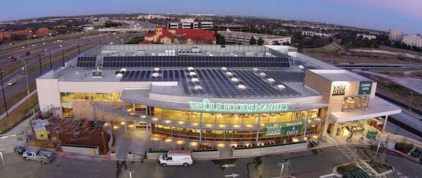 Suniva Powers Solar Rooftop Array For Whole Foods Market in Austin, TX http://t.co/uLjwl1Nnp0 http://t.co/qkJgNRNAY0