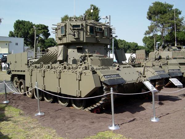 メルカバ (戦車)の画像 p1_24