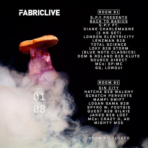 Got ya tickets yet for @fabriclondon 1st August gna b a blinder http://t.co/GxgjR3kdXL
