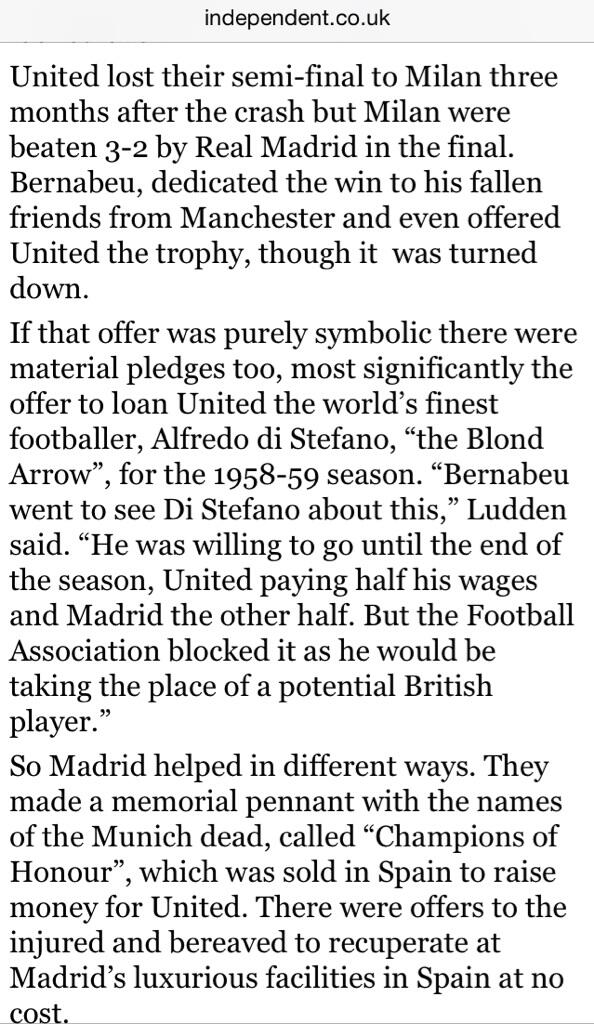 How the FA prevented Di Stefano's loan move to @ManUtd http://t.co/XcQ01ba11U