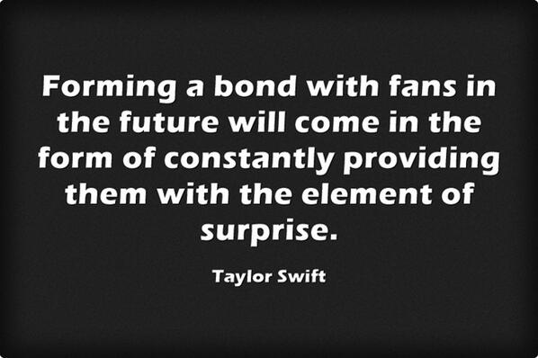 Taylor Swift on the future of music for our #WSJ125 anniversary special: http://t.co/XV5M05xby3 http://t.co/nMNJ0g0kL4