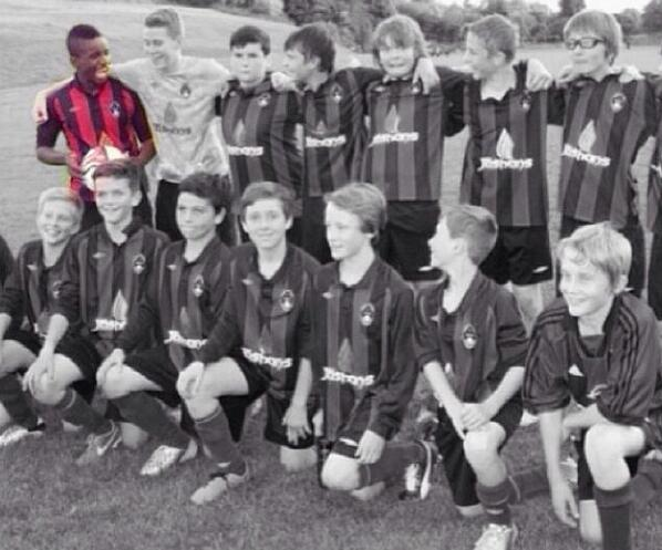 RIP Bockarie Sonnah of Redhall Star U14s. Our thoughts and prayers are with his family and friends. http://t.co/usuNAfNdnn