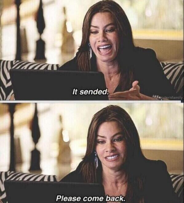 After you send a snap to the wrong person. #SnapChatProblems - http://t.co/QoZhyUY67O