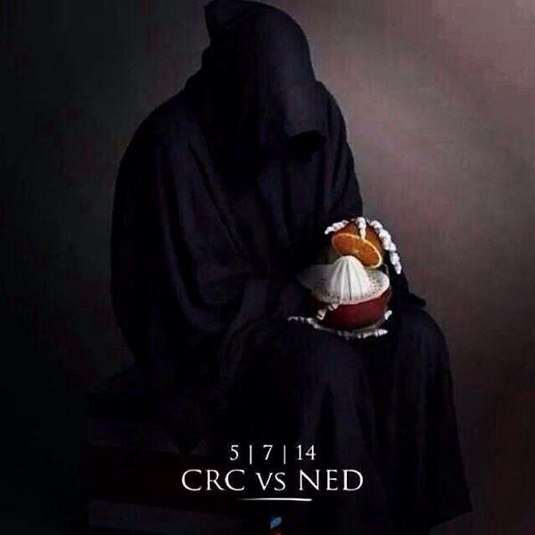 Vamos #CRC #NEDvsCRC http://t.co/jrJmiSNwf8