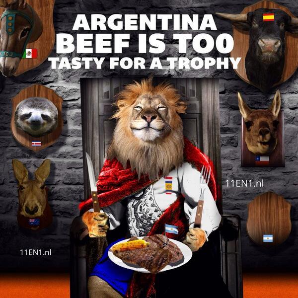 YESSSS!!! Op het nippertje. Argentinië... kom maar op! #WK14 #nedcos #3FM http://t.co/iY7i0SNh2g