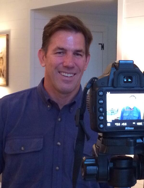 that was quick ... @Thomasravenel filming the first TV commercial of his 2014 US Senate race ... http://t.co/NLvstcM26Z
