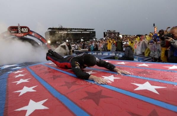 "Haha there it is!!  ""@CIAStockPhoto: .@Ryan_Truex slip and slides for fun at drivers intro's @DISupdates http://t.co/xlSAAdPpYw"""