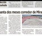 """@comentypreg: Aguanta 2 meses corredor en Miramar @esdrasprimero #tampico @gobtam http://t.co/h6KqBFw4P3"" Obras Chafas y de Temporada"
