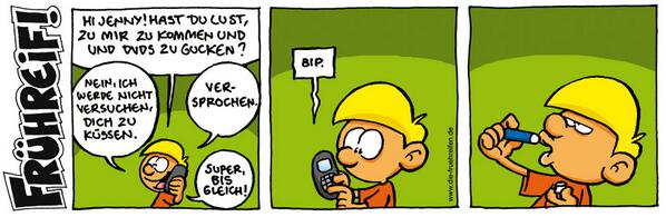 "Heute ist ""Tag des Kusses"". http://t.co/lujikswmPp"