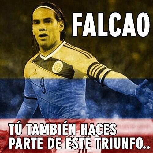 Gracias a @FALCAO !!! http://t.co/uRPu5AaGgd