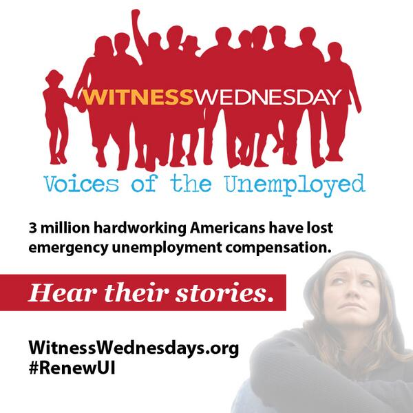 After taking the week of July 4th off, we'll be back at the Capitol on Wednesday for Witness Wednesdays! #RenewUI http://t.co/QHHSIIV6Yv