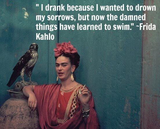 Felíz Cumpleaños Frida Kahlo! #FridaKahlo #thebigtino #Friducha (July 6, 1907) http://t.co/CnnYvp7tEt