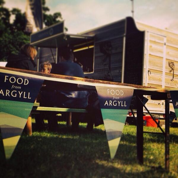 RT @FoodFromArgyll: Thanks to everyone @ScotGameFair for a fantastic weekend - until next year! http://t.co/TQRcQbjKzc