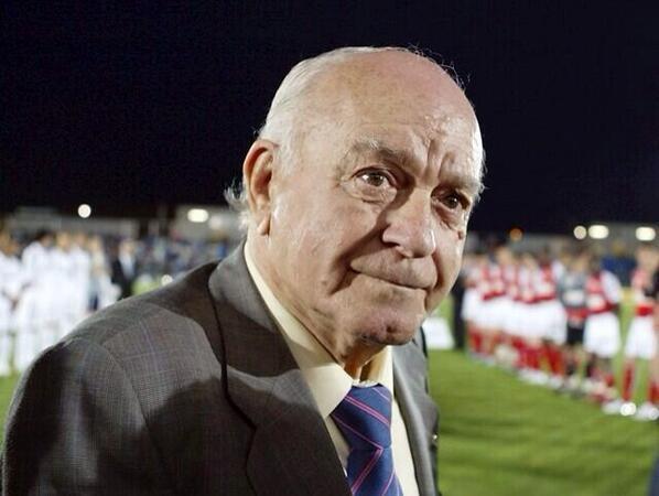 Descansa en paz Don Alfredo, historia y leyenda de este club. http://t.co/HA24QPJWpb