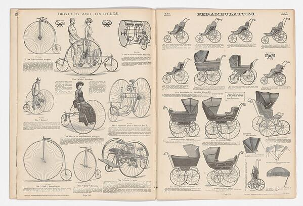 As it's #tourdefrance London day we thought we'd share these Victorian bicycles + tricycles from our Picture Library http://t.co/aST8ptt0ef