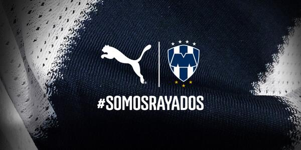 Estamos listos para jugar en equipo. ¡Ya somos parte de la #Pandilla! @Rayados #SomosRayados http://t.co/uNwVQei11G